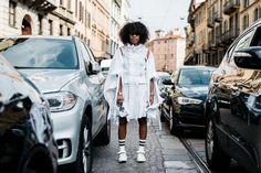 Street-Styles: Mailand Fashion Week September 2016 / Mode-Trends / Mode / Vogue