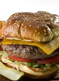 Hamburger Recipes : Best Burger Recipes