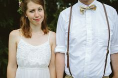 Homespun Wedding // Katie + Joe Bauer