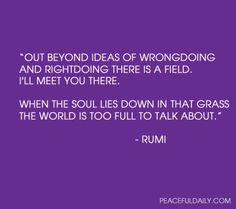 rumi  My ultimate favorite