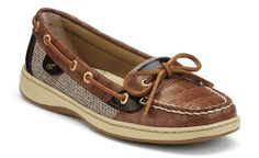 Perhaps my next pair of Sperrys...I want the slip-ons!