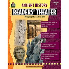 Why use Readers' Theater in history classes? The format gives students a sense of involvement with the human dramas that make up history. Performers can relate to the tension of a young married couple                                                                                                                                                      More