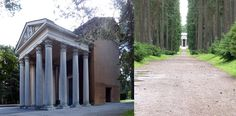La Capilla de la Resurrección y el Camino de las Siete Fuentes. Fotografías de seier+seier y Fredrik Rubensson.