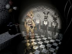Five Nights at Freddy's 2- Toy Chica -images 01 by Christian2099 on DeviantArt