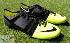 Nike GS Green Speed - a new type of speed boot!