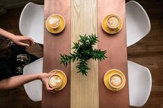 Local city guide—Edinburgh. Cairngorm Coffee. Frederick Street. Conceived in the Highlands and founded in Edinburgh, this centrally located coffee spot is an absolute treasure.
