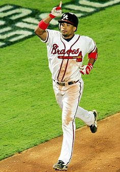 another one of my favorite braves my man Rafael Furcal