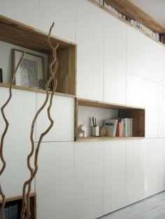meuble sur mesure salon
