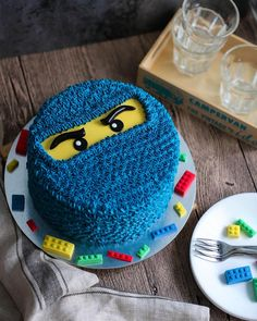 "149 Likes, 8 Comments - Edibles Bake Shop • Serene T. (@ediblesbakeshop) on Instagram: ""Big boys get their Ninjago too! This one went to the celebration of not 1 but 3 birthday boys! . .…"""