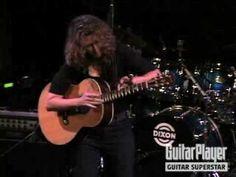 Vicki Genfan Wins Guitar Player Magazine's Guitar Superstar Award. Amazing!