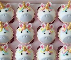 Resultado de imagen para cupcakes unicorn