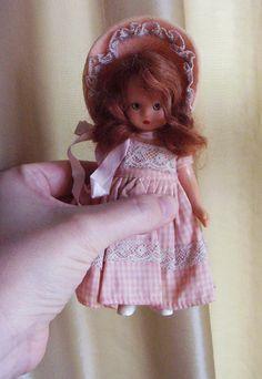 Sweet little Nancy Ann Storybook Doll