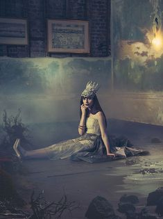 Surreal Fashion Photography by Miss Aniela   Cuded
