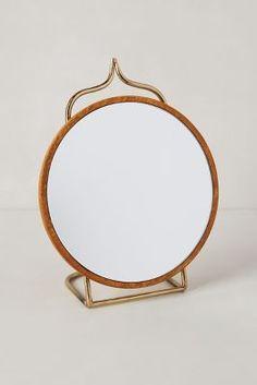 pretty loire vanity mirror
