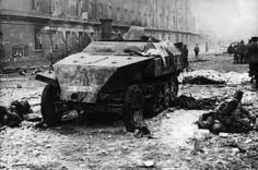 Berlin am Ende des Zweiten Weltkriegs: Stadt, Land, Blut - SPIEGEL ONLINE - Nachrichten - einestages