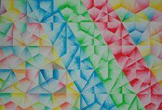 Componenti caotiche e complesse nell'arte.