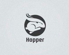 Hopper - Animal Logo Design
