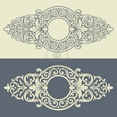 Resultados da Pesquisa de imagens do Google para http://us.123rf.com/400wm/400/400/summersun/summersun1205/summersun120500001/13486698-vector-vintage-border-frame-engraving-with-retro-ornament-filigree-pattern-in-antique-baroque-style-.jpg