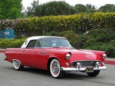 1955 Ford | 1955 Ford Thunderbird 2