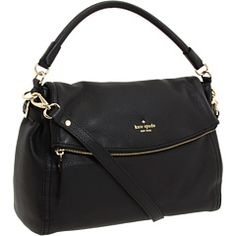 Kate Spade New York Cobble Hill Little Minka Black - Zappos Couture
