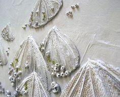 Napfschnecken Malerei Muscheln auf der von cathysavelspaintings
