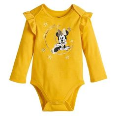 Disney Baby Clothes Girl, Baby Disney, Baby Mouse, Minnie Mouse, Baby Cereal, Baby Bath Time, Jumping Beans, Baby Accessories, Kids Outfits