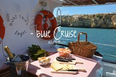 Ponta da Piedade | Blue Cruise (with Barbecue)