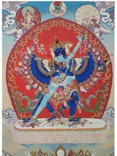 Chakrasamvara & Vajrayogini Yabyum - Google Search