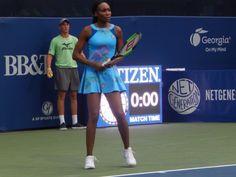 Venus Williams Wows The Crowd at the BB&T Atlanta Open - Tennis Panorama