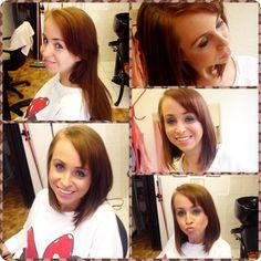 Change Hairstyle, Change, Hair Job, Hair Style, Hair Looks, Hair Styles, Hair Cut, Updos, Style Hair