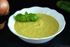 Schnin's Kitchen: Zucchinicremesuppe - schnell und lecker