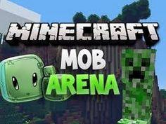Minecraft HUGE MOB Battle siege of casstle! [smp]