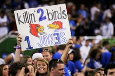 This sign made my whole life at the game!!!!