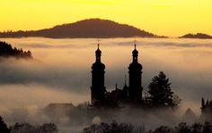 torres na Floresta Negra - Alemanha