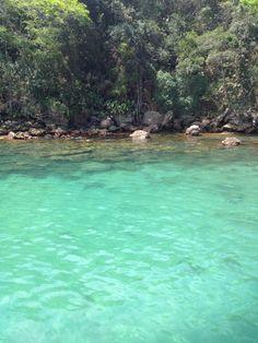 Lagoa Azul em Angra dos Reis, RJ