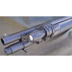 Remmington 870 flashlight attachment