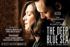 The deep blue sea - not the one with the sharks... :) This is a movie about a romance that didn't ended up as expected. Personal rating 7.5/10 Read more on http://movies-notes.blogspot.com/2013/04/the-deep-blue-sea.html