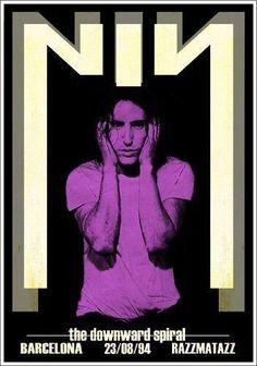 NIN poster