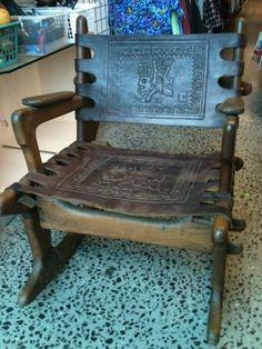 Angel Pazmino Ecuadorian Chair