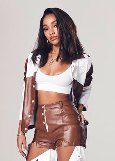 little mix, leigh-anne pinnock, and leigh-anne image Jesy Nelson, Perrie Edwards, Little Mix Outfits, Little Mix Girls, Stage Outfits, Dope Outfits, Little Mix Leigh Ann, Little Mix Updates, Litte Mix