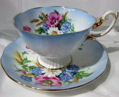 Wild flower tea.