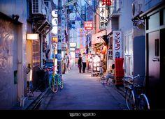 Shimokitazawa Alley by Takahiro Yamamoto, via Flickr