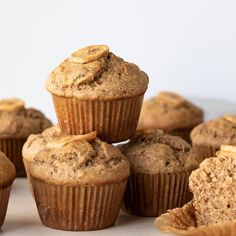 Whole Wheat Banana Muffins Recipe   Baked by an Introvert