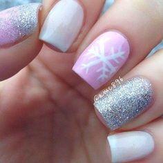 nice Christmas Nail Art – 31 Christmas Nail Art Designs - Nail My Polish - Pepino Nail Art Design