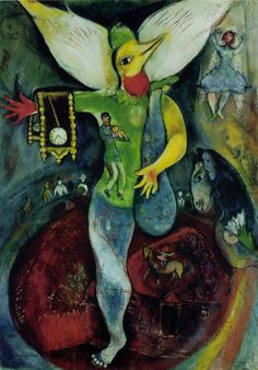 Jewish Museum, New York | Chagall: Love, War, and Exile