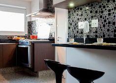 Cozinha Projetos Residenciais Fernanda  Pinheiro Viva Decora