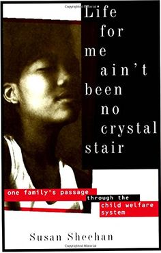On October 7, 1984, Crystal Taylor gave birth to a baby boy whom she named Daquan. Crystal was only fourteen. She was living with a boyfriend whom she was too young to marry, and her mother was addicted to heroin and cocaine. So under the law, Crystal and Daquan became wards of New York State's foster-care system.