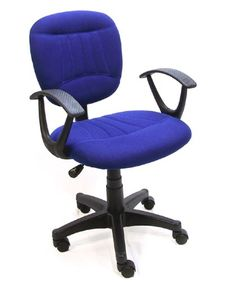 Black Fabric Office Chair wArms Gas Lift & Great Student or Computer Chair Adjustable Home Desk Chairs (*_*) Discount - Home Office Desk Chairs Cool Office Desk, Black Office Chair, Swivel Office Chair, Home Office Chairs, Home Desk, Home Office Furniture, Desk Chair, Chairs For Bedroom Teen, Bookcase With Glass Doors