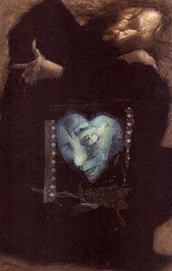 Hold Me cover art by Dave McKean