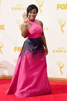 Pin for Later: Seht alle TV-Stars bei den Emmy Awards Uzo Aduba